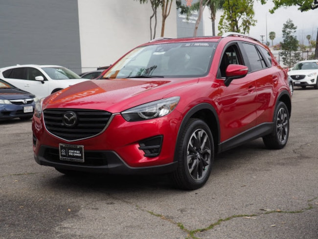 Certified Used 2016 Mazda CX-5 Grand Touring SUV in Glendale, CA