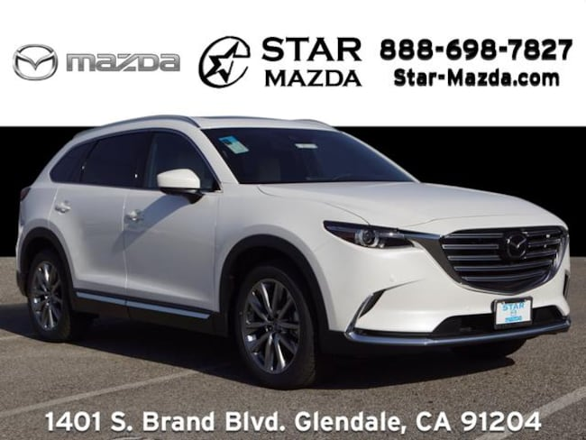 New 2019 Mazda Mazda CX-9 Grand Touring SUV in Glendale, CA