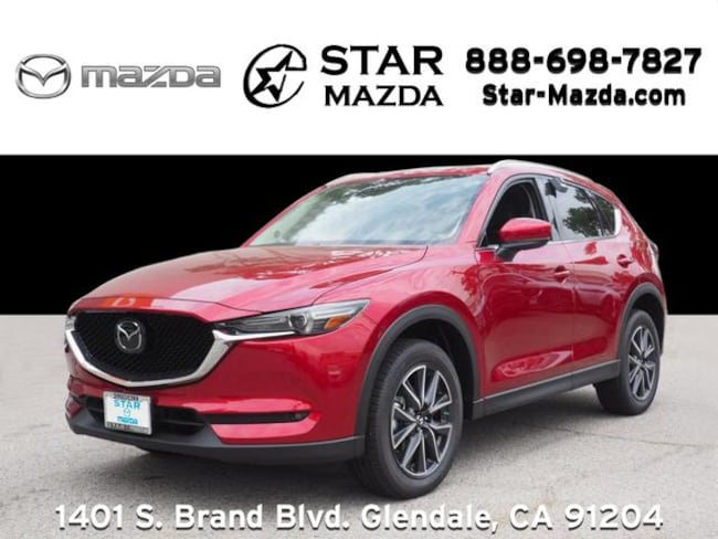 New 2018 Mazda Mazda CX-5 Grand Touring SUV in Glendale, CA
