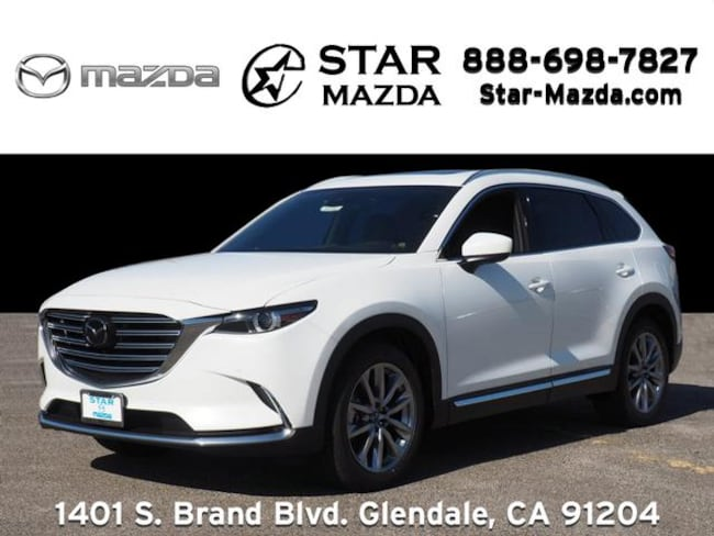 New 2019 Mazda Mazda CX-9 Grand Touring SUV in Glendale, CA