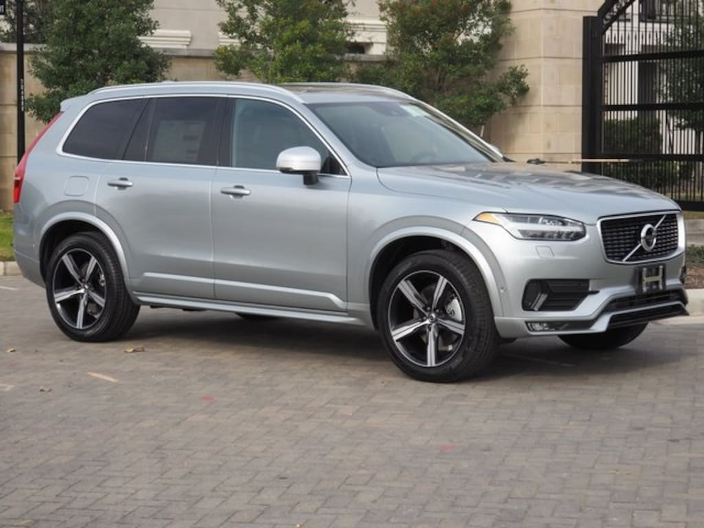 New 2019 Volvo Xc90 T6 R Design In Houston Tx Vin Yv4a22pmxk1448999 For Sale