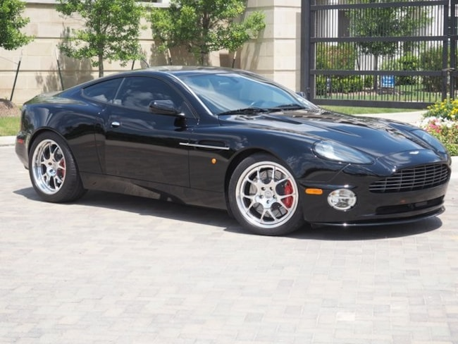 Used Aston Martin Vanquish For Sale Houston TX VIN - 2006 aston martin