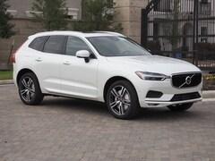 New 2018 Volvo XC60 T6 AWD Momentum SUV YV4A22RK0J1049903 in Houston, TX
