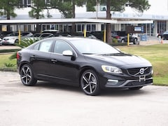 New 2016 Volvo S60 T6 Drive-E R-Design Sedan in Houston, TX