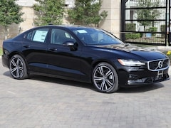 New 2019 Volvo S60 T5 R-Design Sedan in Houston, TX