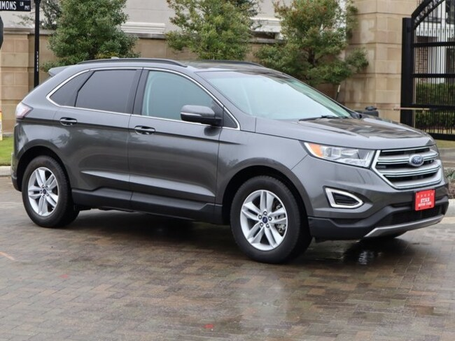 2015 Ford Edge SEL SUV 2FMTK3J83FBC23326