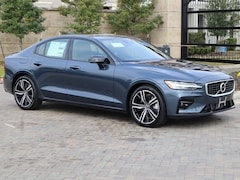 New 2019 Volvo S60 T6 R-Design Sedan in Houston, TX