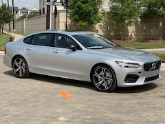 New 2020 Volvo S90 T6 R-Design Sedan in Houston, TX