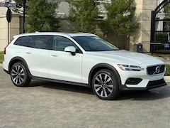 New 2020 Volvo V60 Cross Country T5 Wagon in Houston, TX