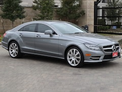 Used 2012 Mercedes-Benz CLS-Class CLS 550 Coupe WDDLJ7DB9CA009797 in Houston TX