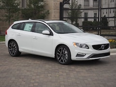 New 2018 Volvo V60 T5 Dynamic Wagon in Houston, TX