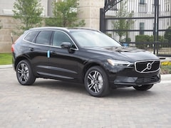 New 2018 Volvo XC60 T6 AWD Momentum SUV YV4A22RK2J1021861 in Houston, TX