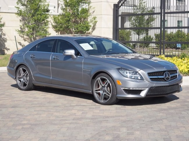 2014 Mercedes-Benz CLS CLS 63 AMG® Sedan WDDLJ7GB8EA100722
