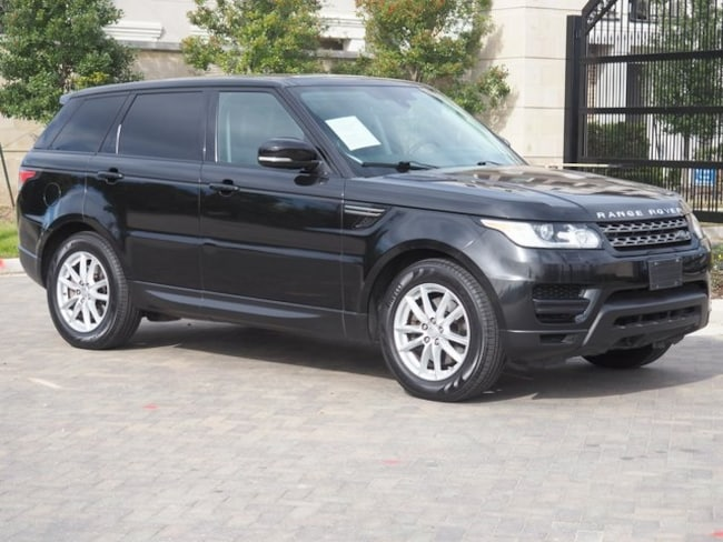 2014 Land Rover Range Rover Sport 3.0L V6 Supercharged SUV SALWG2WFXEA332728