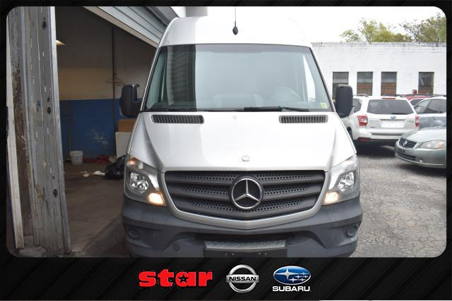 Used 2015 Mercedes-Benz Sprinter Cargo Vans For Sale in Bayside near Queens  NY   VIN: WD3PE8DC5FP139487