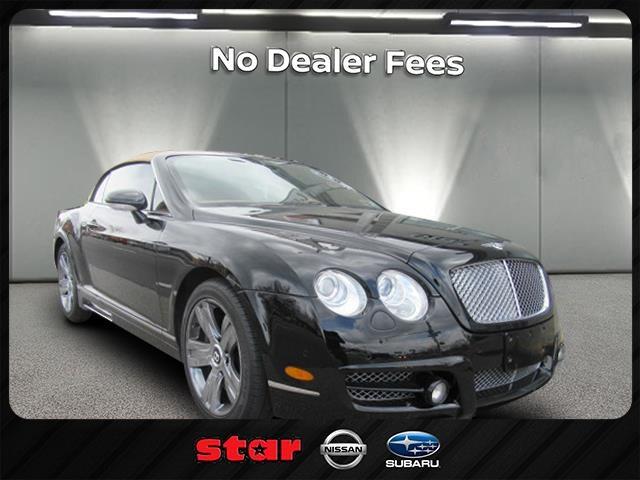 2007 Bentley Continental GT Conv Convertible Queens, NY