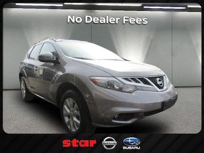 Used 2012 Nissan Murano For Sale in Bayside near Queens NY | VIN:  JN8AZ1MWXCW216748