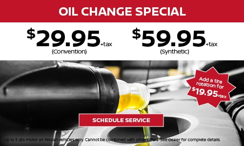 Service & Repair Specials in Bayside | Nissan Service s near ...