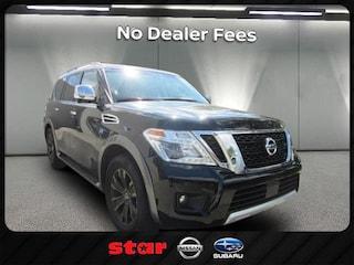 2017 Nissan Armada 4x4 Platinum SUV near Queens, NY