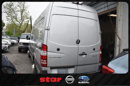 Used 2015 Mercedes-Benz Sprinter Cargo Vans For Sale in Bayside near Queens  NY | VIN: WD3PE8DC5FP139487