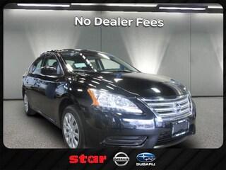 2014 Nissan Sentra SV Sedan near Queens, NY