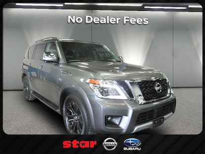 Used 2017 Nissan Armada For Sale in Bayside near Queens NY   VIN:  JN8AY2NEXH9707194