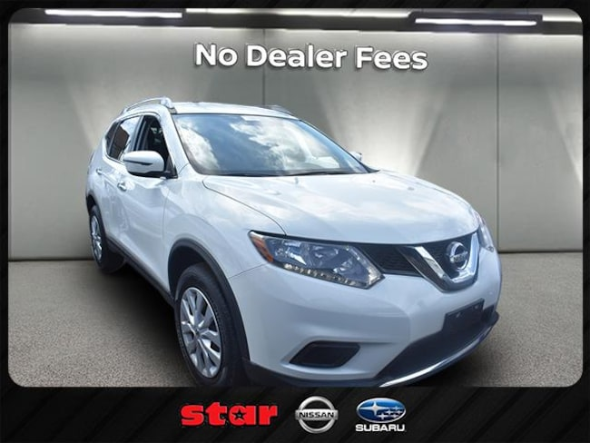 2016 Nissan Rogue S AWD SUV near Queens, NY