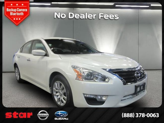 2015 Nissan Altima Sdn I4 2.5 S Sedan near Queens, NY