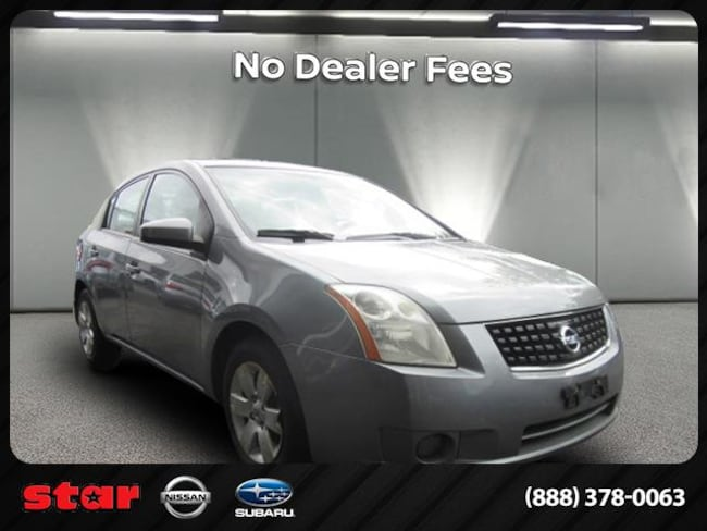 2008 Nissan Sentra 2.0 Sedan near Queens, NY