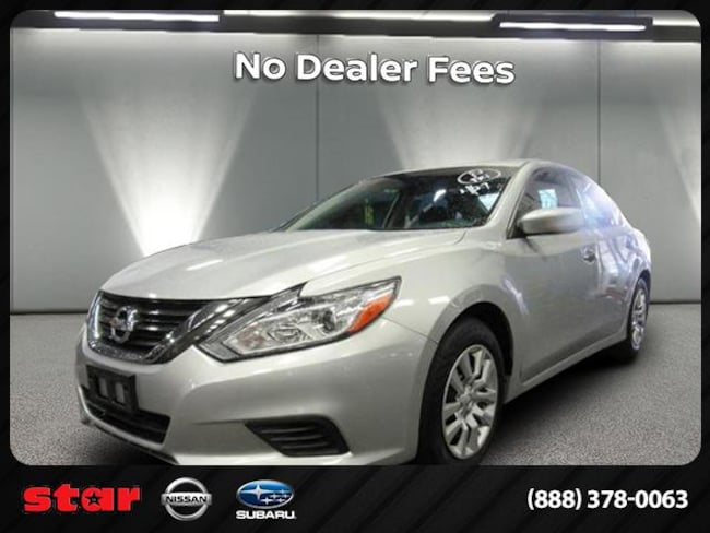 2016 Nissan Altima S Sedan near Queens, NY