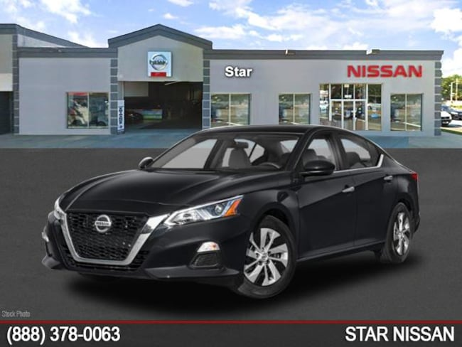 new 2019 Nissan Altima 2.5 SL Sedan near Queens, NY