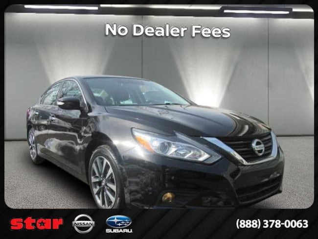 2018 Nissan Altima 2.5 SL Sedan Sedan near Queens, NY