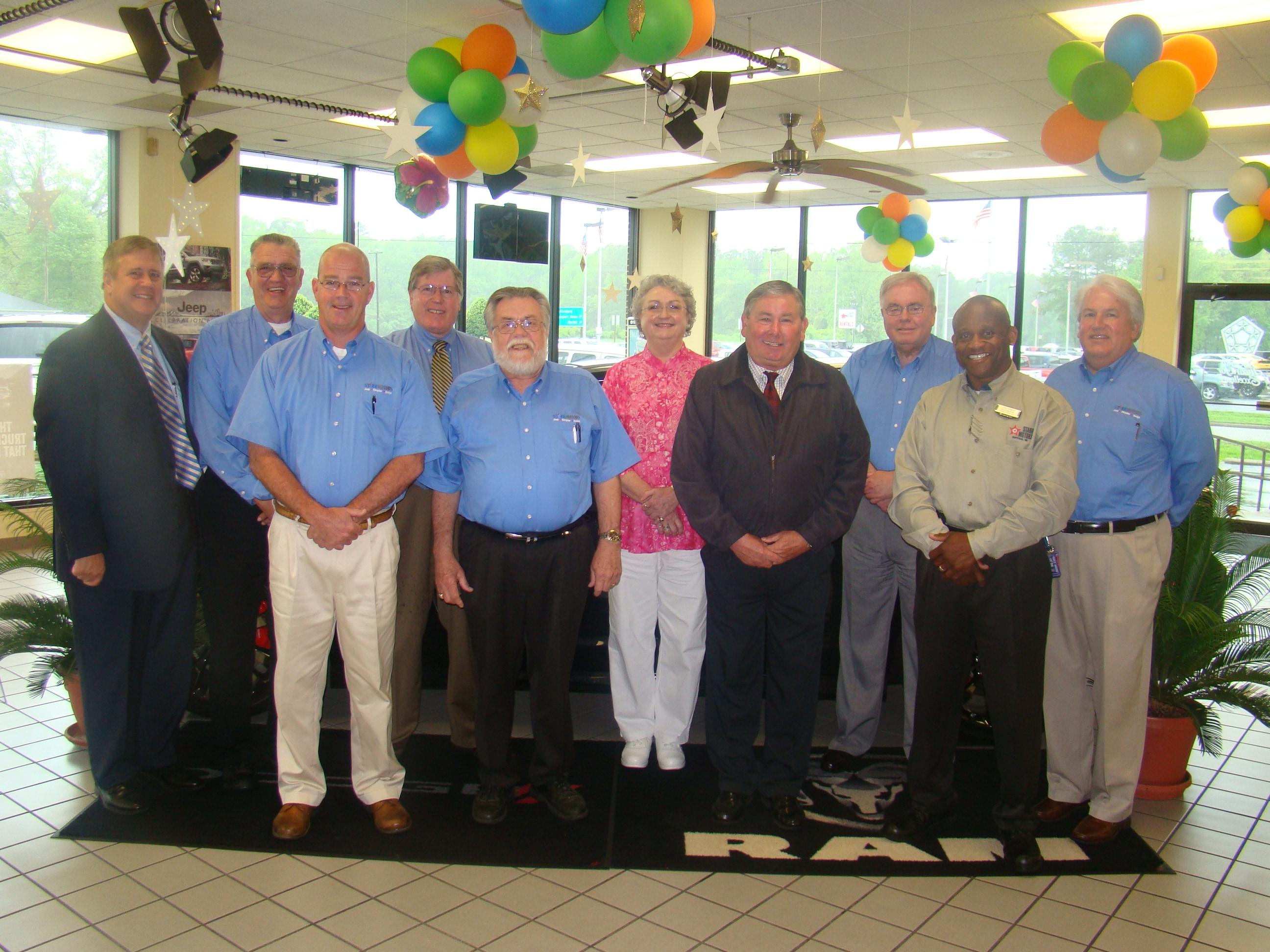 About Starr Motors Chrysler Jeep Dodge Ram Dealership