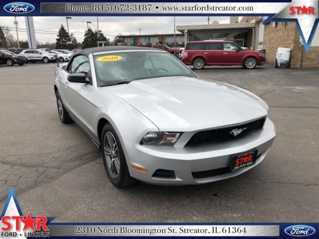 2010 Ford Mustang V6 Premium Convertible