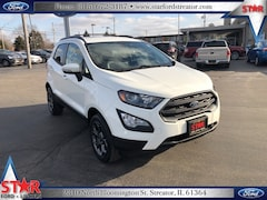 Buy a 2018 Ford EcoSport SES Crossover in Streator