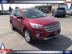 Buy a 2019 Ford Escape SE SUV in Streator