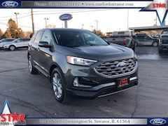 Buy a 2019 Ford Edge Titanium Crossover in Streator