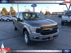 Buy a 2018 Ford F-150 XL Truck in Streator