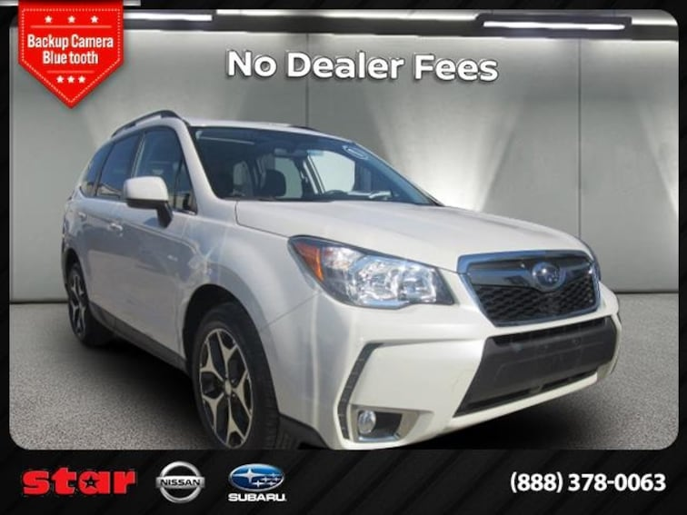 Used 2016 Subaru Forester 2.0XT Premium SUV 3765 in Long Island