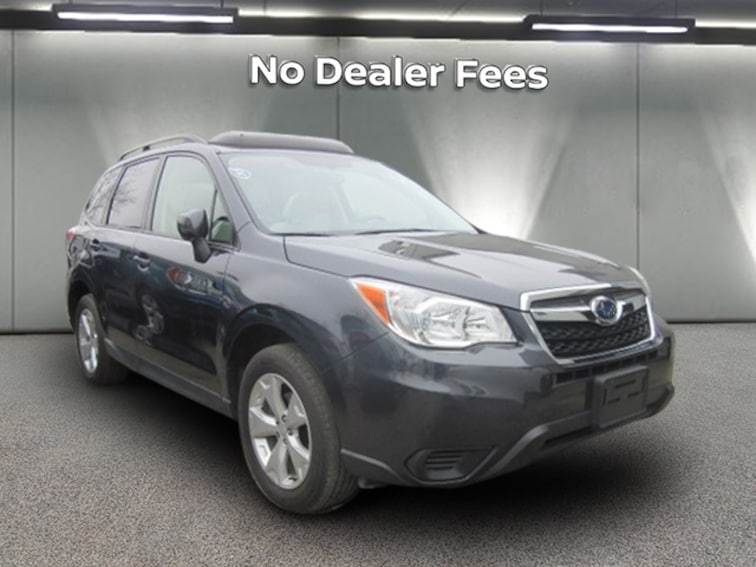 Used 2015 Subaru Forester 2.5i Premium SUV 3738T in Long Island