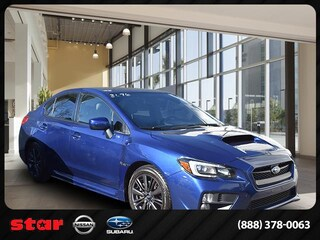 Used 2015 Subaru WRX Sdn CVT Limited Car JF1VA1G63F8817403 in Bayside, NY