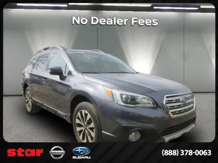 Used 2016 Subaru Outback 2.5i SUV 3660T in Long Island
