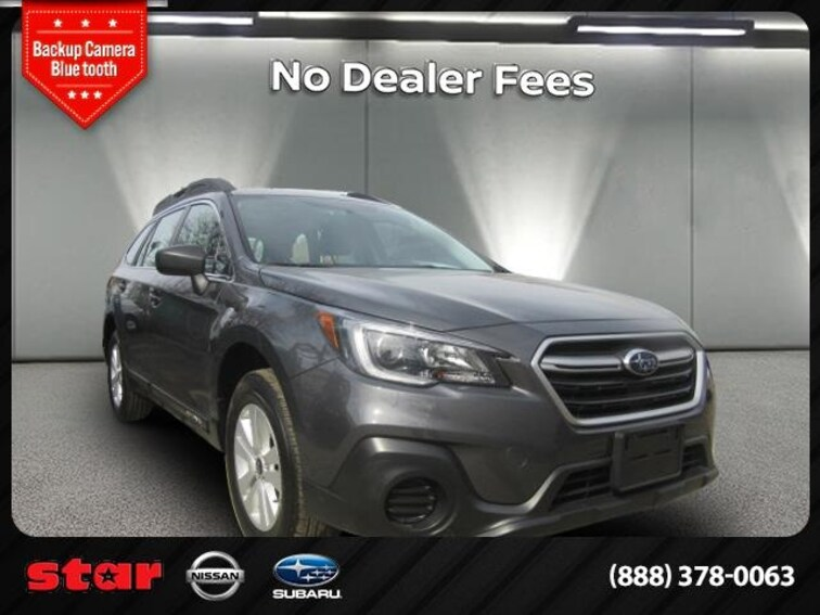 Used 2018 Subaru Outback 2.5i SUV 3767T in Long Island