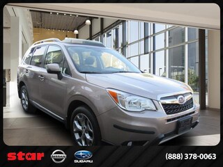 Used 2015 Subaru Forester 2.5i Touring Sport Utility JF2SJAWC8FH438774 in Bayside, NY