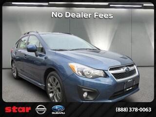 Used 2013 Subaru Impreza 2.0i Limited Hatchback JF1GPAS61D2839222 in Bayside, NY