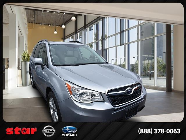 2014 Subaru Forester Auto 2.5i Limited PZEV Sport Utility 3583T