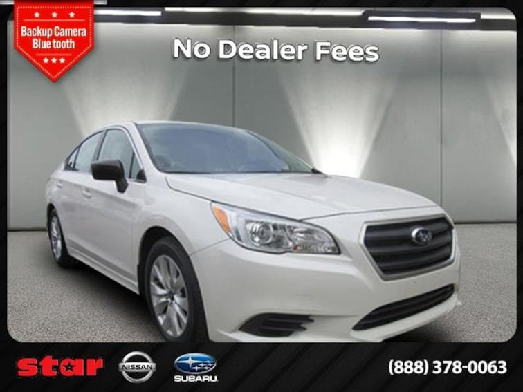 Used 2017 Subaru Legacy 2.5i Sedan 3634T in Long Island