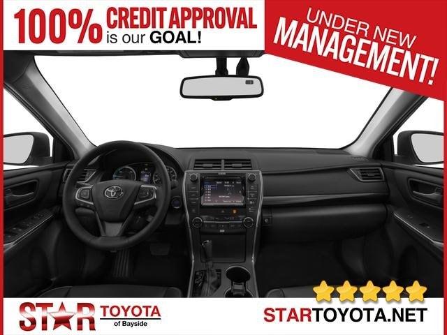 ... 2016 Toyota Camry Hybrid LE Sedan ...
