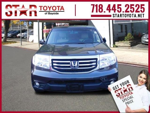 2012 Honda Pilot EX L 4WD SUV