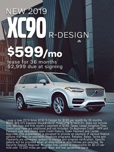 June | New 2019 Volvo XC90